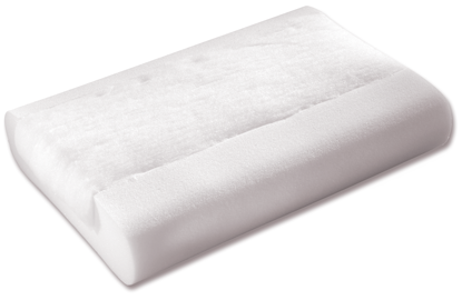 Pillo-Pedic therapeutic pillow